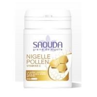 Nigelle Pollen: gélules de nigelle cryobroyée et pollen