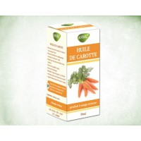 Huile de carotte-30 ml- Bonne mine