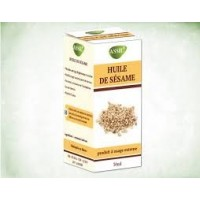 Huile de Sésame 30 ml- Régénérante, hydratation du cuir chevelu