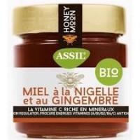 Miel à la nigelle et au gingembre