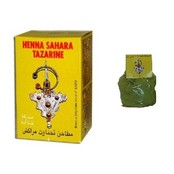 Henné Sahara  Tazarine