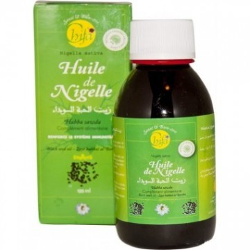 HUILE DE NIGELLE CHIFA 125 ml