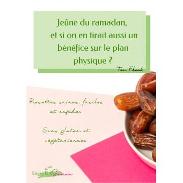Ebook Jeûne du ramadan: et si on en tirait aussi un bénéfice sur le plan physique?