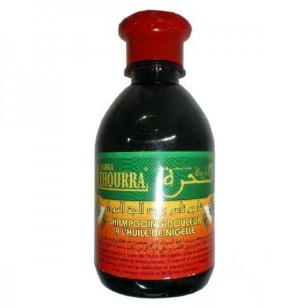 Shampoing Nourrissant à l'Huile de Nigelle - Habba sawda - 250ml