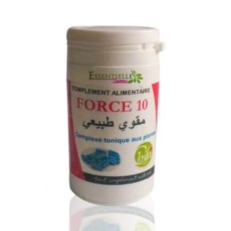 Complément alimentaire - Force 10 - Complexe tonique de plantes - Chifa