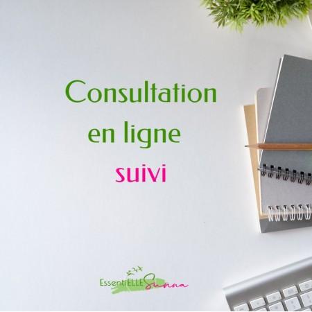 Consultation suivi en ligne