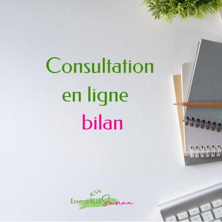 Consultation Bilan Naturopathique