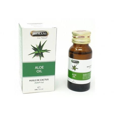 Huile d'aloé vera-30 ml- Cicatrisante et anti-inflammatoire.