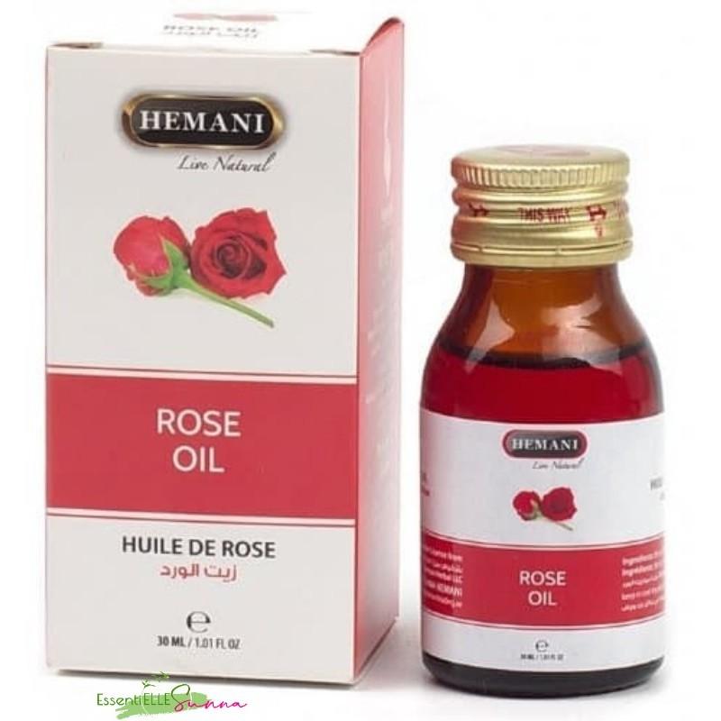 Huile de rose-30ml- Idéale pour la peau!