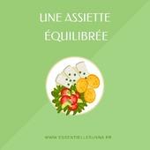 Pour une assiette équilibrée:  👉Diviser l'assiette en 4   👉Composer la moitié de l'assiette de légumes crus et cuits de saison  Par exemple  carotte, chou, champignons, mâche, poireau, épinard, potiron…🥕🥬  👉Composer environ ¼ de l'assiette de protéines: viandes, œufs, poissons, soja, tempeh, fèves…🥩🥚  👉Composer environ ¼ de l'assiette de céréales: riz complet, quinoa, haricots, lentilles..  ✅Il est possible de compléter par du fromage🧀 (ex chèvre ou brebis..)  ⚠️Certaines personnes ressentent un inconfort lorsqu'elles consomment les fruits durant le repas, dans ce cas, il vaut mieux les manger dehors du repas  ‐--------------------------‐‐----- #bienmanger #mangerequilibree #healthy #healtyfood #naturopathie #alimentation #alimentationsaine #sante #sansgluten  ##santenaturelle #alimentation3emedecine  ‐---‐---------‐--------------------